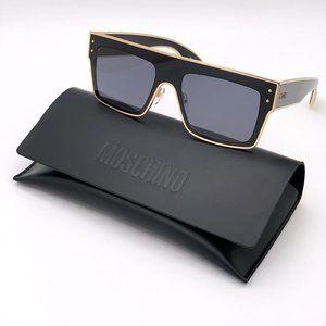 💯 NEW Moschino MOS 001/S 0807 Unisex Sunglasses